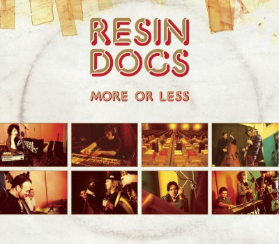 Resin Dogs - More Or Less