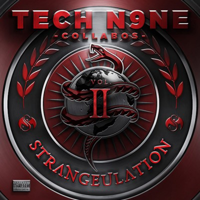 Tech N9ne Collabos – Strangeulation, Vol. II (Deluxe Edition CD) (2015) (FLAC + 320 kbps)