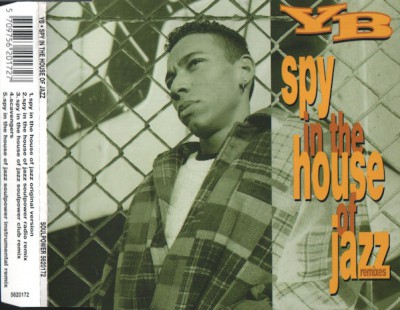 YB – Spy In The House Of Jazz (Remixes) (CDS) (1993) (320 kbps)