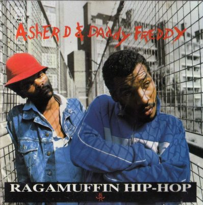 Asher D & Daddy Freddy – Ragamuffin Hip-Hop (1988) (CD) (FLAC + 320 kbps)