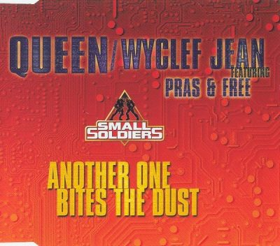 Queen & Wyclef Jean – Another One Bites The Dust (UK CDM) (1998) (FLAC + 320 kbps)