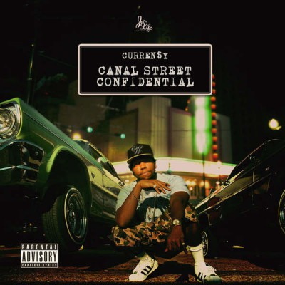 Curren$y – Canal Street Confidential (CD) (2015) (FLAC + 320 kbps)