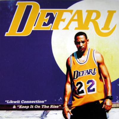 Defari – Likwit Connection / Keep It On The Rise (CDS) (1998) (FLAC + 320 kbps)