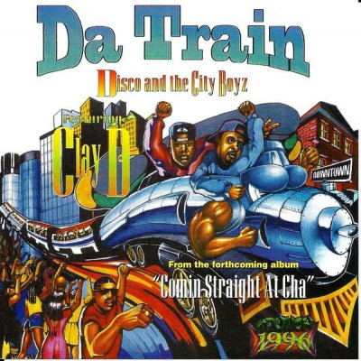 Disco And The City Boyz – Da Train (CDS) (1996) (320 kbps)