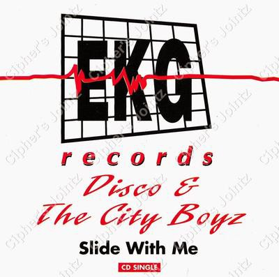 Disco & The City Boyz – Slide With Me (CDS) (1997) (320 kbps)