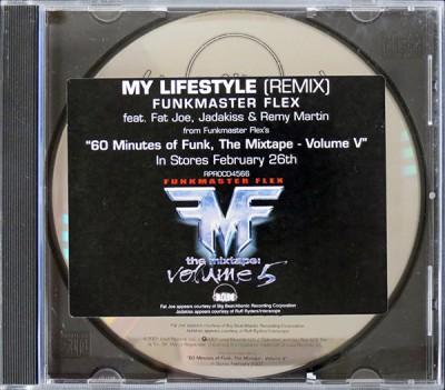 Funkmaster Flex - My Lifestyle Cover