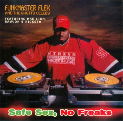 Funkmaster Flex & The Ghetto Celebs – Safe Sex, No Freaks (CDS) (1995) (320 kbps)