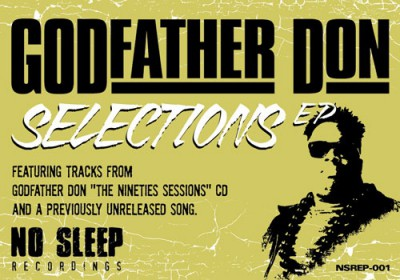 Godfather Don – Selections EP (Vinyl) (2010) (FLAC + 320 kbps)