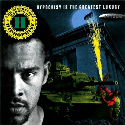 The Disposable Heroes Of Hiphoprisy – Hypocrisy Is The Greatest Luxury (CD) (1992) (FLAC + 320 kbps)