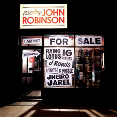 John Robinson – I Am Not For Sale (CD) (2008) (FLAC + 320 kbps)