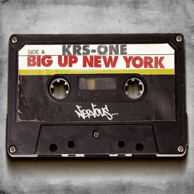 KRS-One – Big Up New York (Digi Single) (2014) (FLAC + 320 kbps)