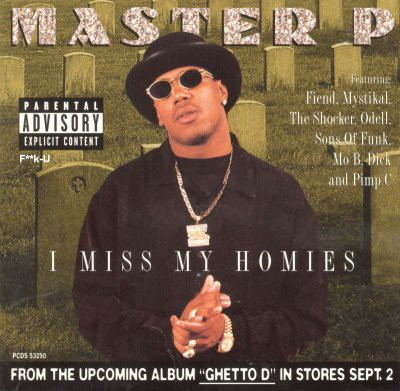 Master P - I Miss My Homies - Single