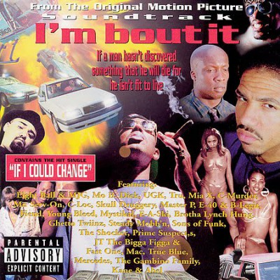 OST – I'm Bout It (CD) (1997) (FLAC + 320 kbps)