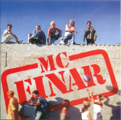 MC Einar ‎- Arh Dér! (CD) (1989) (FLAC + 320 kbps)