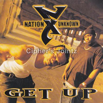 NX Nation Unknown - Get Up