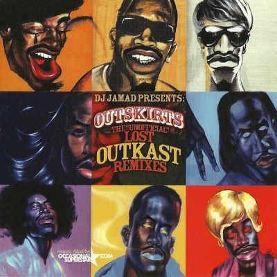 Outkast – Outskirts: The Unofficial Lost Outkast Remixes (2xCD) (2005) (FLAC + 320 kbps)
