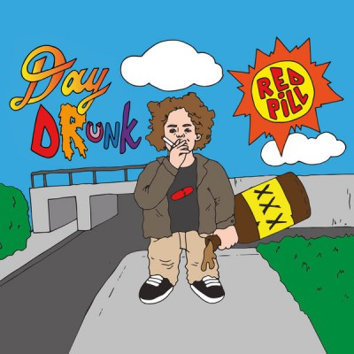 Red Pill – Day Drunk EP (WEB) (2015) (FLAC + 320 kbps)