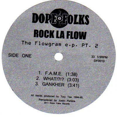 Rock La FLow - The Flowgram PT. 2