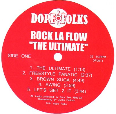 Rock La Flow - The Ultimate