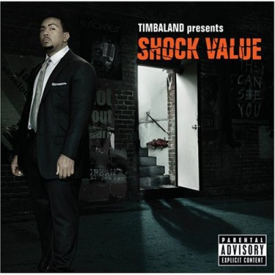 Timbaland – Shock Value (Deluxe Edition) (2xCD) (2007) (FLAC + 320 kbps)