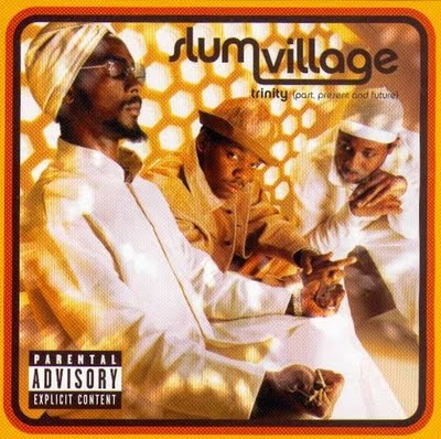 Slum Village – Trinity (Past, Present And Future) (CD) (2002) (FLAC + 320 kbps)