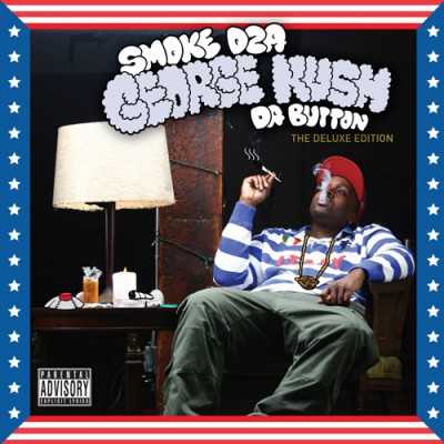 Smoke DZA – George Kush Da Button (CD) (2010) (FLAC + 320 kbps)