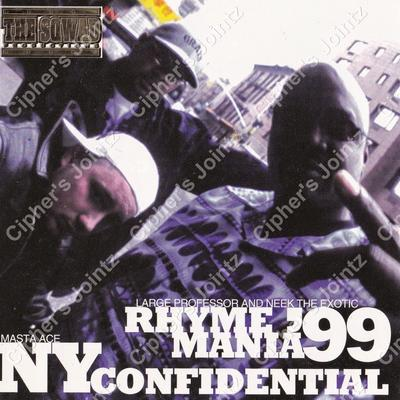 The Sqwad – Rhyme Mania '99 / NY Confidential (CDS) (1999) (320 kbps)
