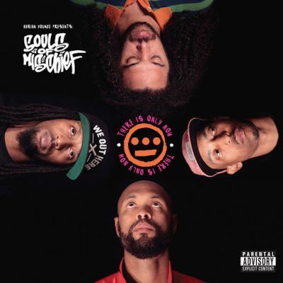 Souls Of Mischief & Adrian Younge – There Is Only Now (Deluxe Edition) (WEB) (2014) (FLAC + 320 kbps)