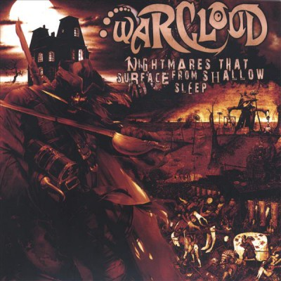 Warcloud - Nightmares That Surface From Shallow Sleep