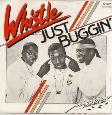 Whistle - (Nothing Serious) Just Buggin' (VLS) (1986) (FLAC + 320 kbps)