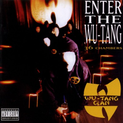 Wu-Tang Clan – Enter The Wu-Tang (36 Chambers) (CD) (1993) (FLAC + 320 kbps)