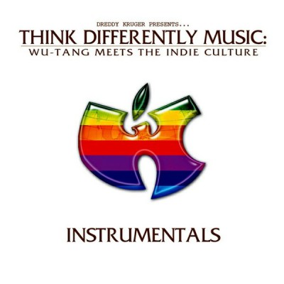 Wu-Tang Clan – Think Differently Music: Wu-Tang Meets The Indie Culture (Instrumentals) (CD) (2009) (FLAC + 320 kbps)
