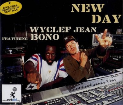 Wyclef & Bono - New Day - CDS