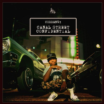 Curren$y – Canal Street Confidential (Deluxe Edition) (WEB) (2015) (FLAC + 320 kbps)
