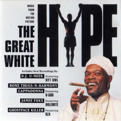 OST – The Great White Hype (1996) (CD) (FLAC + 320 kbps)