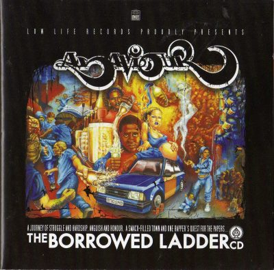 Asaviour – The Borrowed Ladder (2006) (CD) (FLAC + 320 kbps)