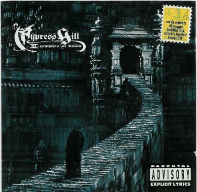 Cypress Hill - III (Temples Of Boom) (Cover)