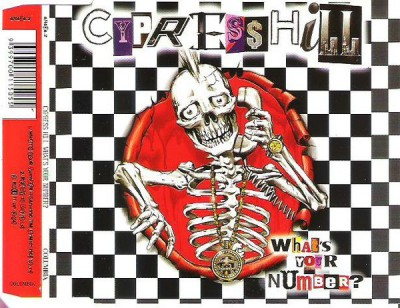 Cypress Hill – What's Your Number? (CDS) (2004) (FLAC + 320 kbps)