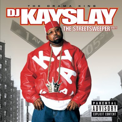 DJ KaySlay - The Streetsweeper Vol. 1