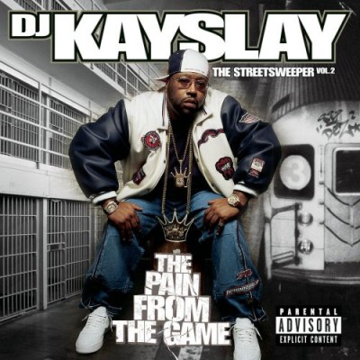 DJ Kay Slay – The Streetsweeper Vol. 2: The Pain From The Game (CD) (2004) (FLAC + 320 kbps)
