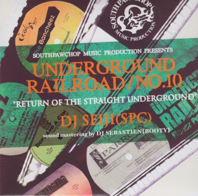 DJ Seiji – Underground Railroad No. 10: Return Of The Straight Underground (CD) (2011) (FLAC + 320 kbps)