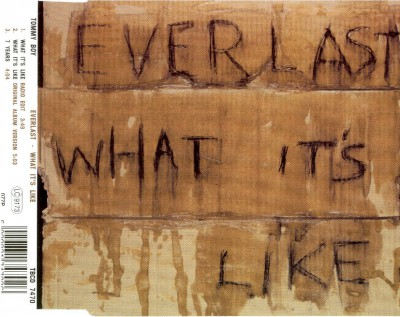 Everlast – What It's Like (CDS) (1999) (FLAC + 320 kbps)