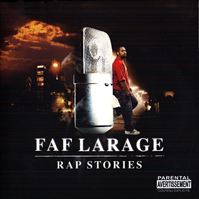Faf Larage - Rap Stories