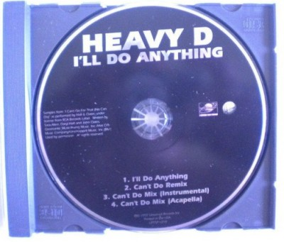 Heavy D – I'll Do Anything (Promo CDS) (1997) (320 kbps)