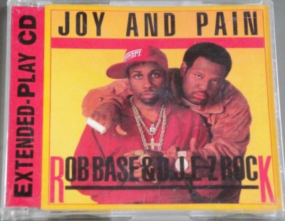 Rob Base & DJ E-Z Rock – Joy And Pain EP (CD) (1989) (320 kbps)