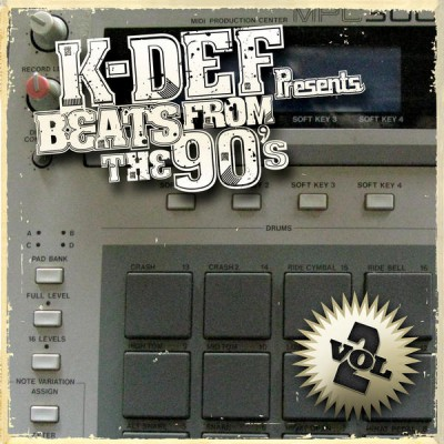 Beats From The 90s Vol 2