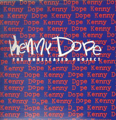 Kenny Dope – The Unreleased Project (Reissue CD) (1992-1995) (320 kbps)