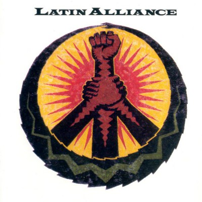 Latin Alliance – Latin Alliance (CD) (1991) (FLAC + 320 kbps)