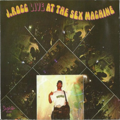 J. Rocc – Live At The Sex Machine (CD) (1999) (FLAC + 320 kbps)