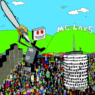 MC Lars – This Gigantic Robot Kills (Australian Edition CD) (2009) (FLAC + 320 kbps)